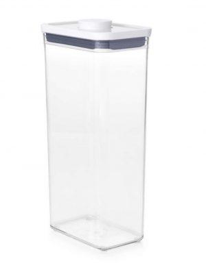 Bote Pop rectangular 3,5 litros de OXO