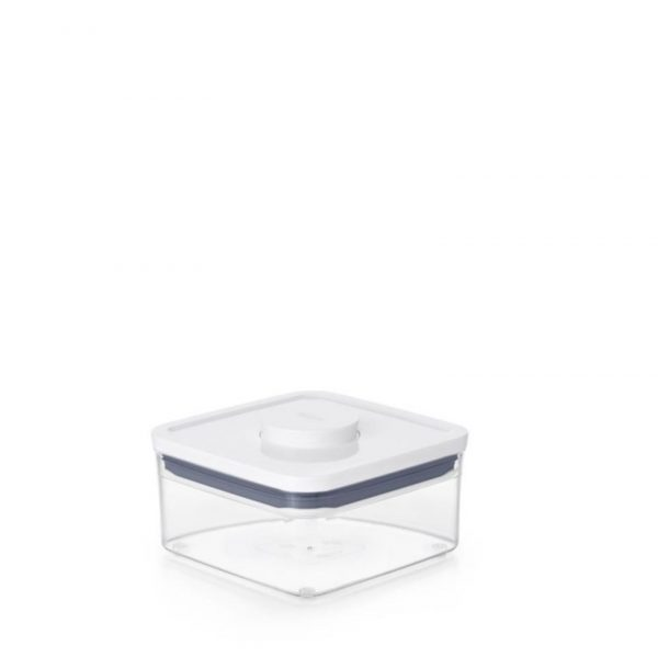 Bote Pop cuadrado ancho 1 litro de OXO