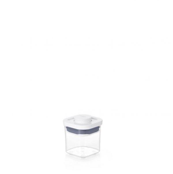 Bote Pop cuadrado mini 0,2 litros de OXO