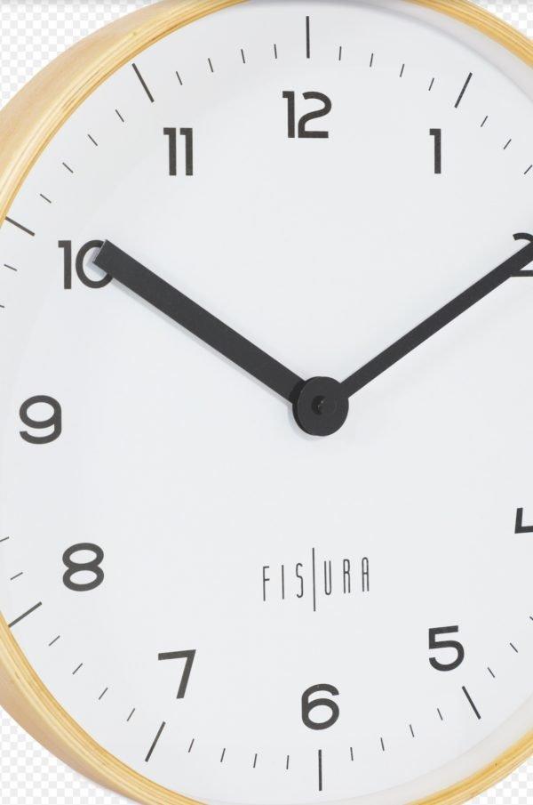 Reloj Woody blanco