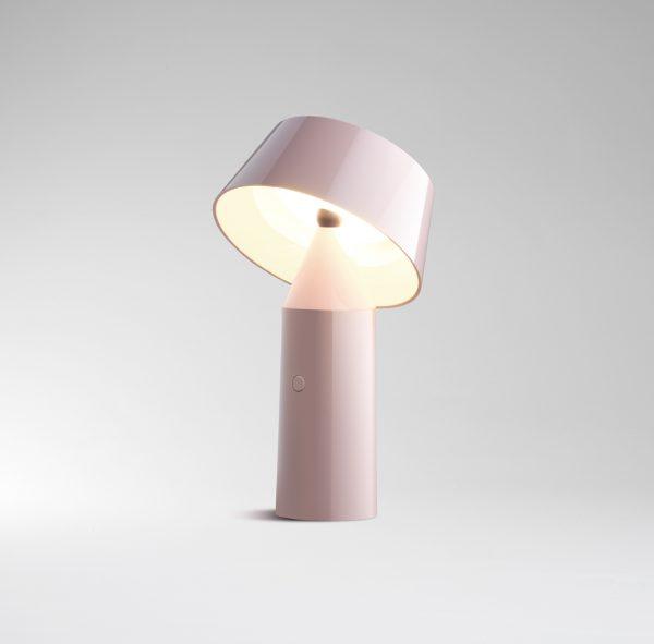 Bicoca (color rosa palido)