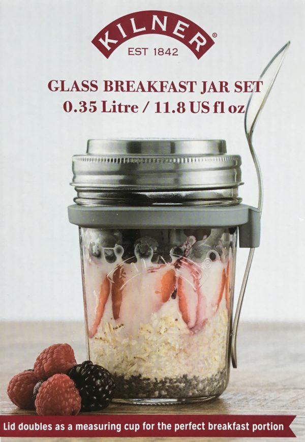 Bote para desayuno Kilner (0,35 L)