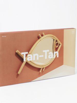Espejo de pared Tan‑Tan (mediano)