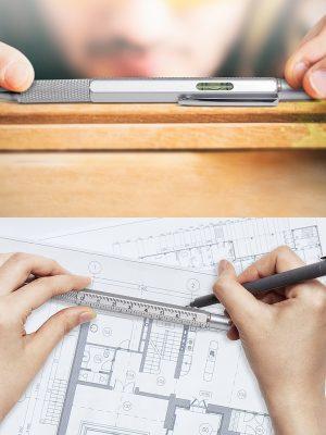 Bolígrafo multifunción The Architect