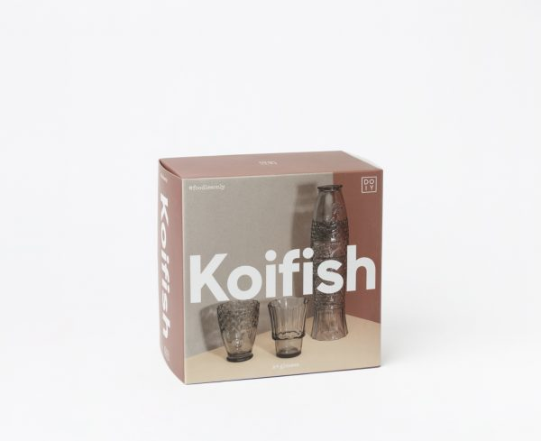 Vasos Koifish (gris)