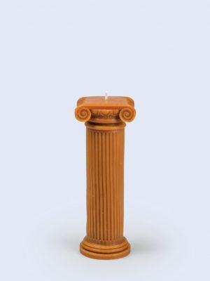 Vela Hestia columna terracota