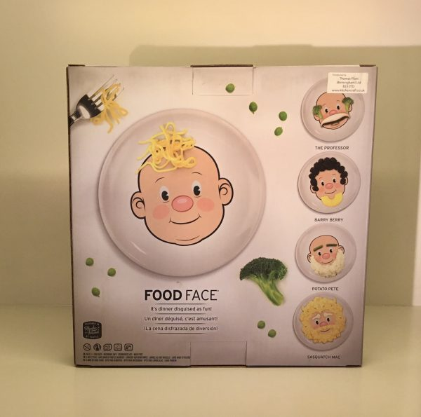 Plato Food Face (niño)