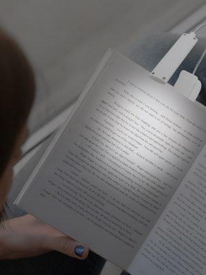 Luz de lectura Booky micro USB