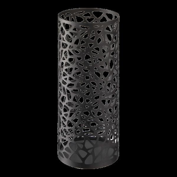 Paragüero redondo Nest (negro)