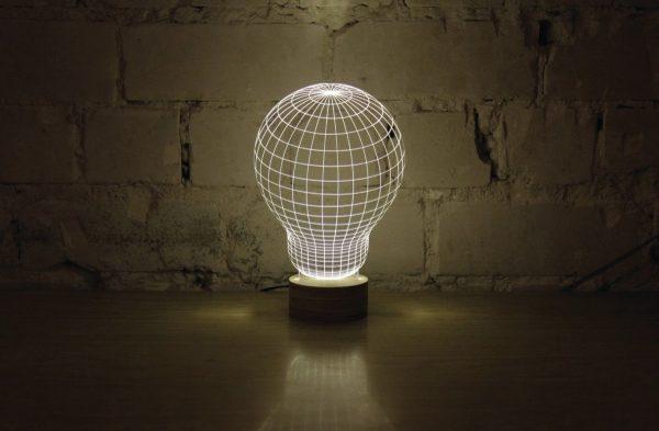 Lámpara Bulb