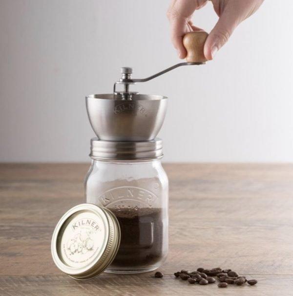 Tarro molinillo de café Kilner (0,5 L)