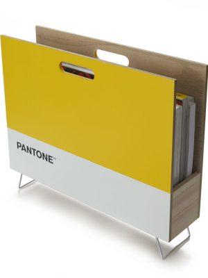 Revistero Pantone (amarillo)