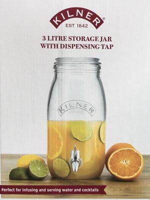 Jarra de almacenamiento Kilner (3 L)