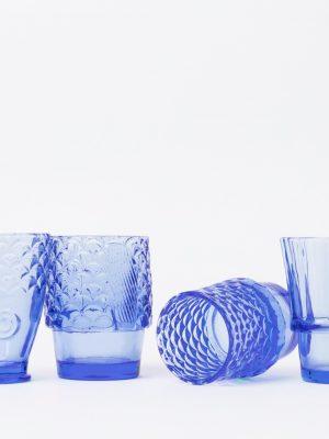 Vasos Koifish (azul)