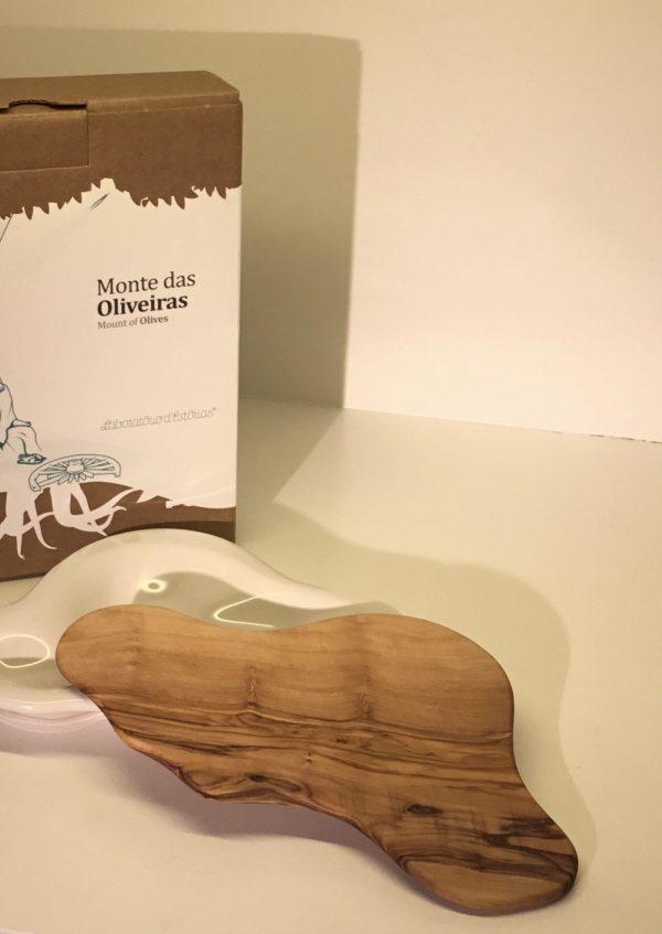 «Monte de los Olivos» con tapa