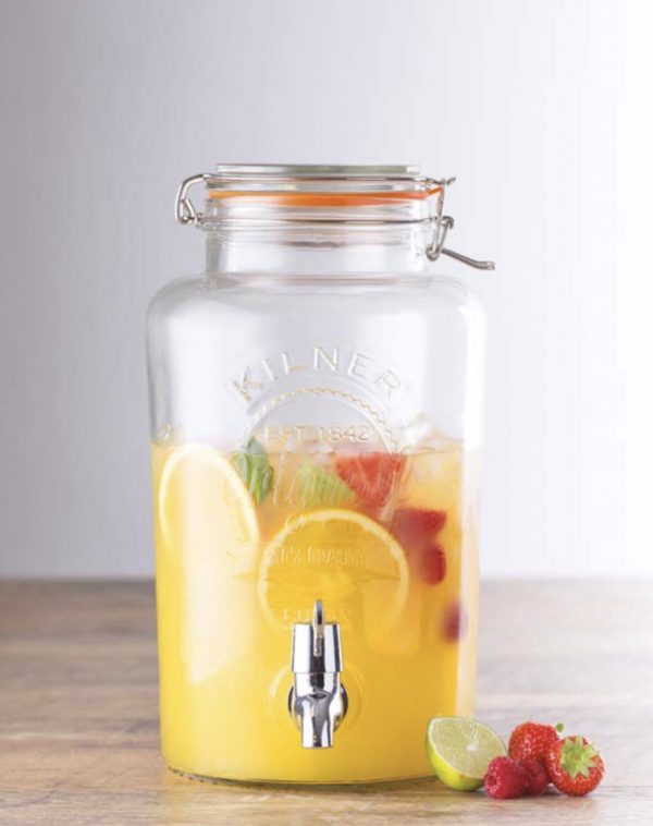 Dispensador con grifo Kilner (5 L)