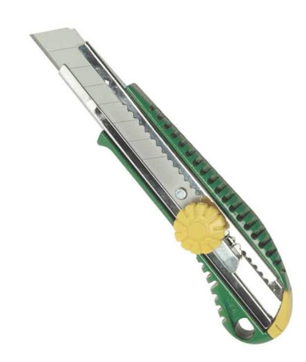 Cúter de metal 18 mm
