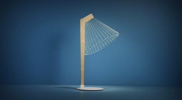 Lámpara Deski