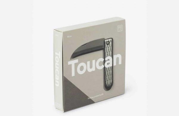 Navaja Toucan (en estos momentos solo disponible en negro)
