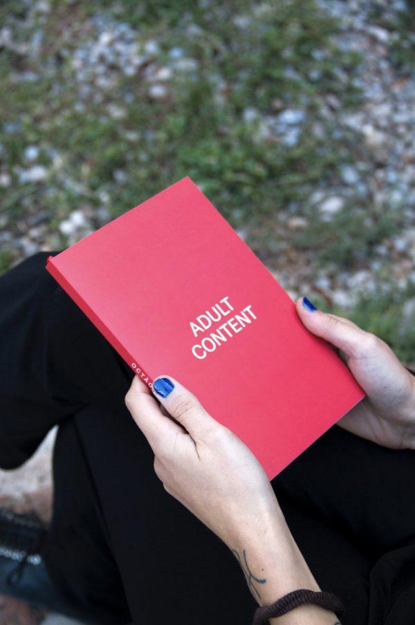 Libreta Adult Content
