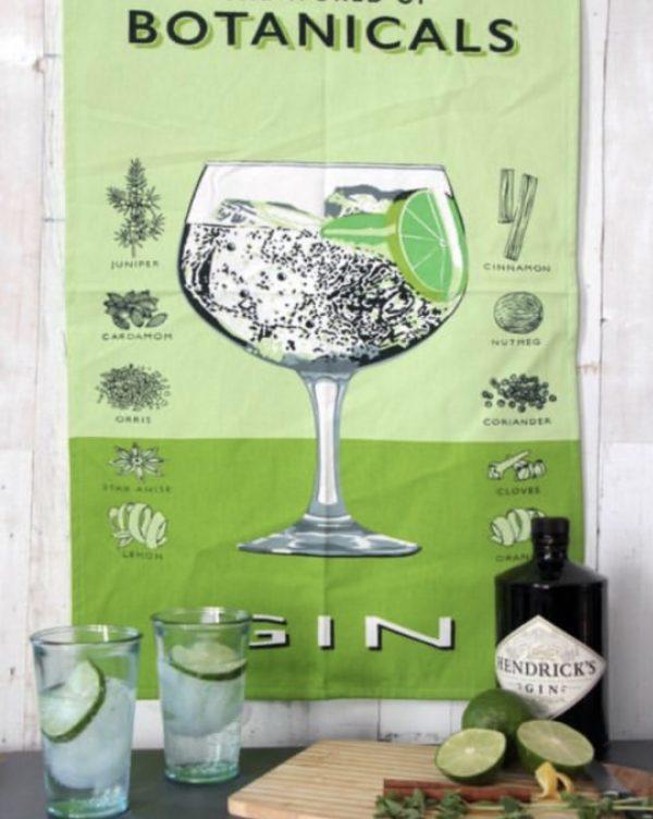 Trapo de cocina Gin de Ulster Weavers