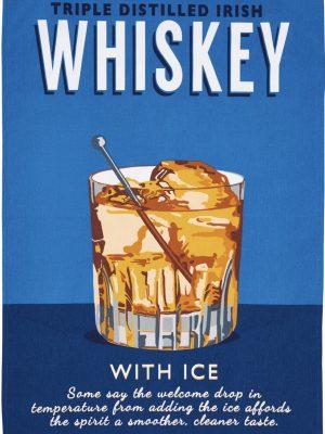 Trapo de cocina Whiskey de Ulster Weavers