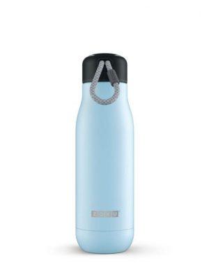 Zoku botella 500 ml (azul claro)