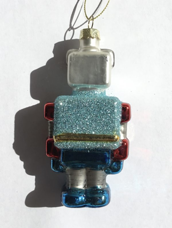 Robot Ricky (cristal)