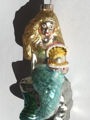 Sirena perla (cristal)