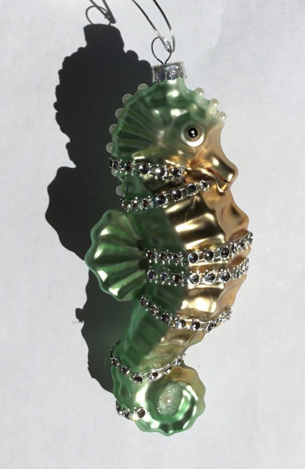 Caballo de mar (cristal)