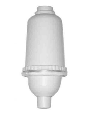 Conmutador pera (blanco)