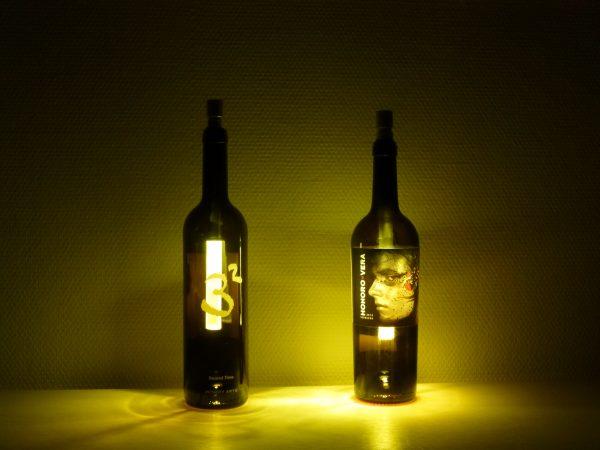 Bottlelight 15 lm (blanco cálido)