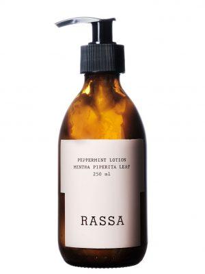Rassa Peppermint Lotion (250 ml)