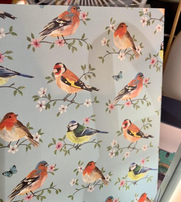 Cuaderno A5 Garden Birds