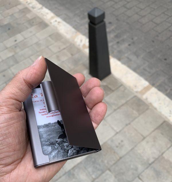 Tarjetero Card Box