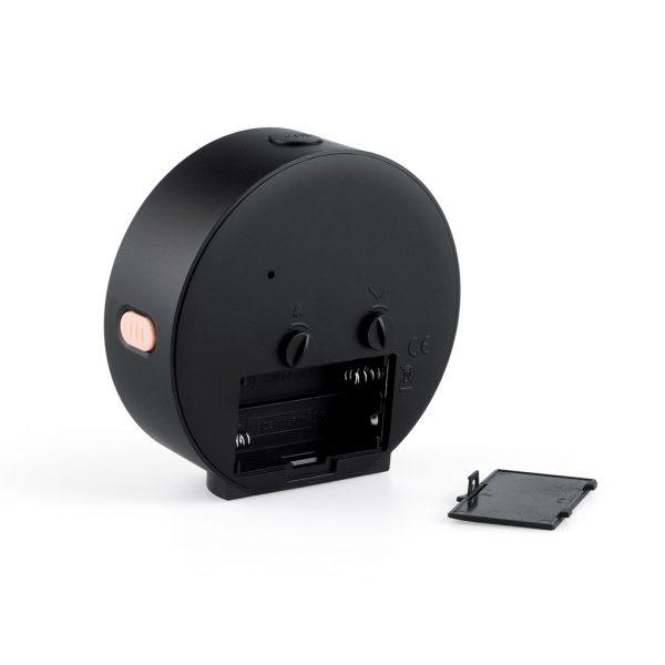 Despertador Firefly con sensor de luz