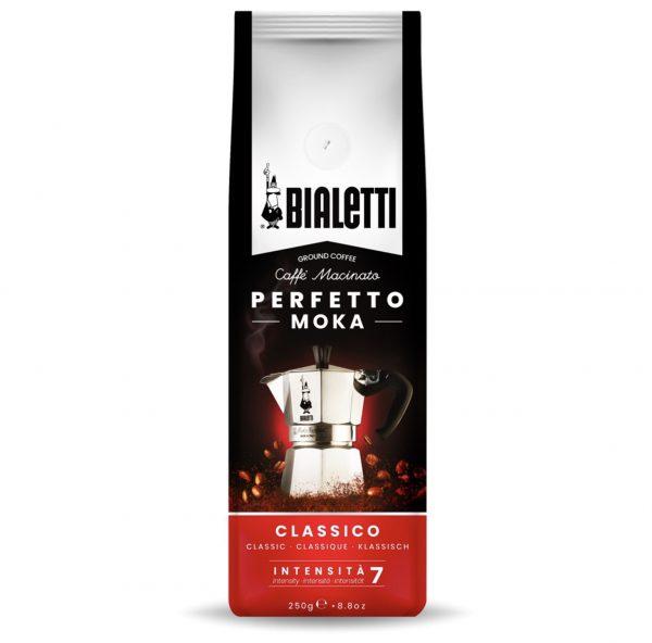 Set Moka Express de Bialetti (3 tasses + 250 g de cafè)