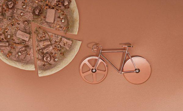 Cortapizzas The Fixie (cobre)