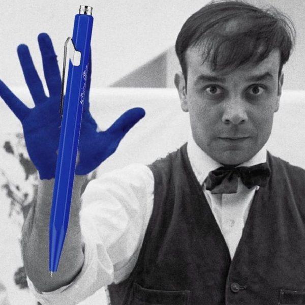 Bolígrafo 849 Klein Blue