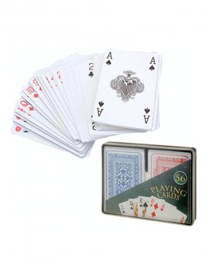 Baraja de cartas (2 uds.)