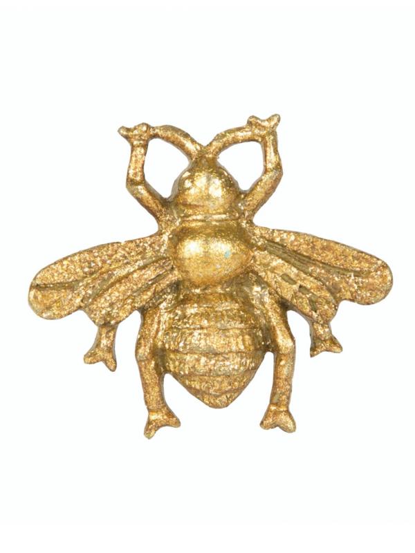 Tirador de cajón Golden Bee retro