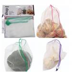 Juego de 5 bolsas reutilizables