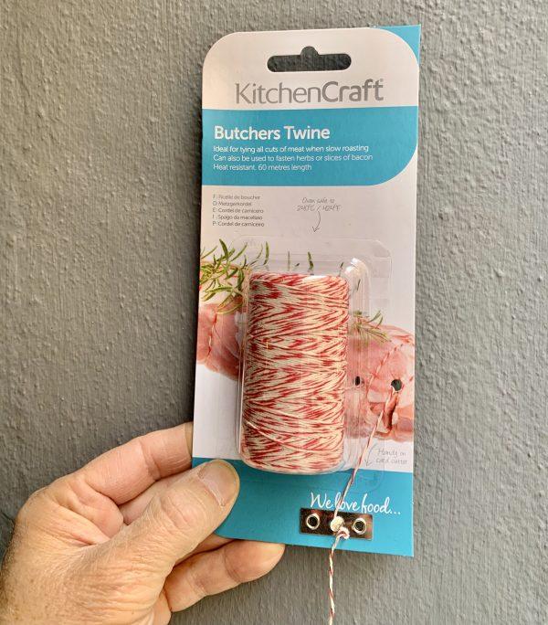 Rollo de hilo para carne