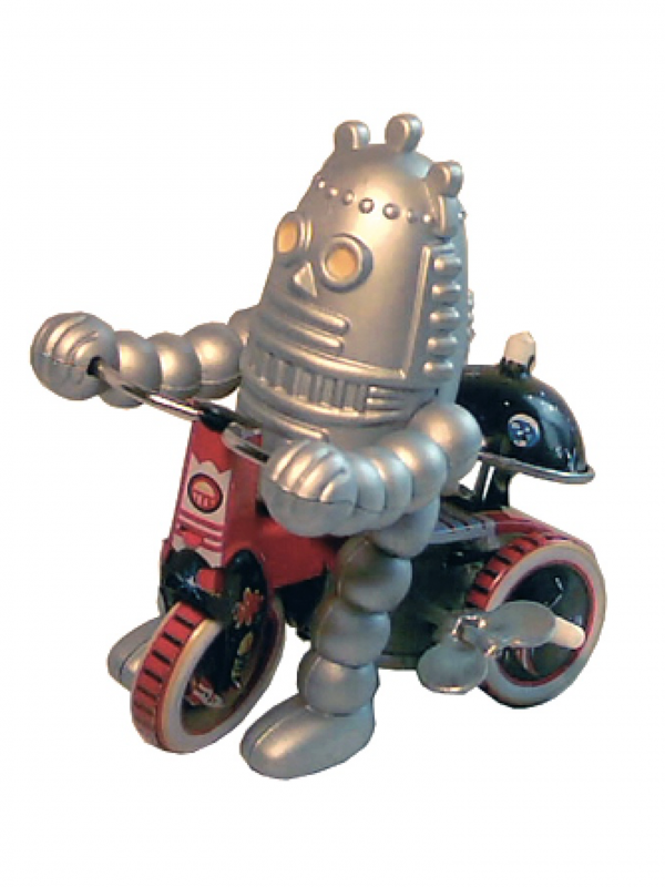 Robot Baby triciclo