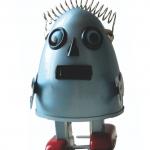 Robot Huevo