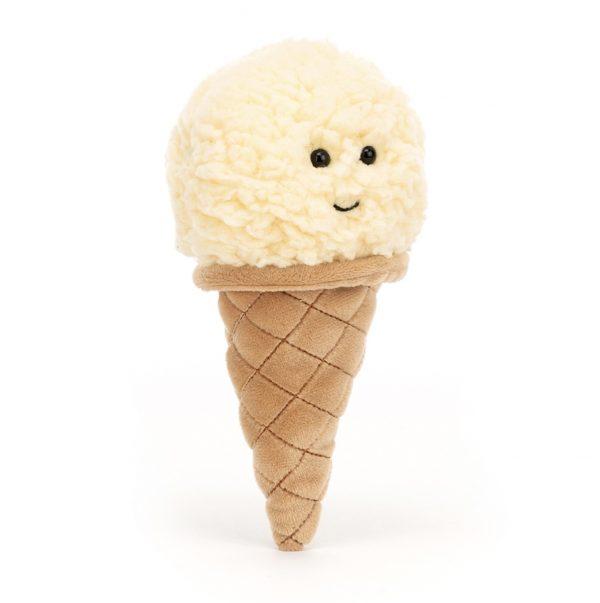 Irresistible helado de vainilla de Jellycat