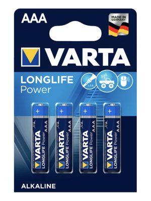 Pila alcalina Varta LR03 AAA