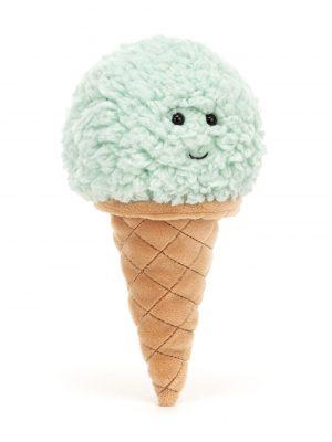 Irresistible helado de menta de Jellycat