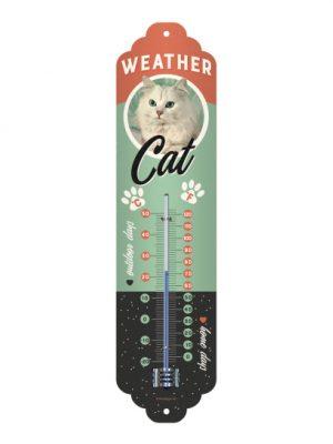 Termómetro Animal Club – Cat/Weather