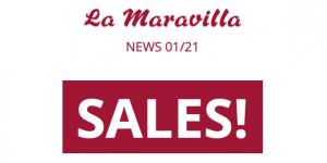 La Maravilla News 01/21